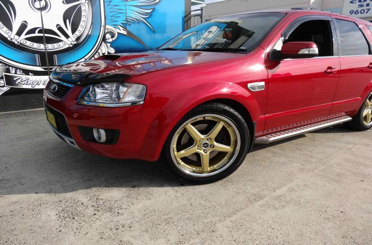 Ford Territory Rims & Mag Wheels