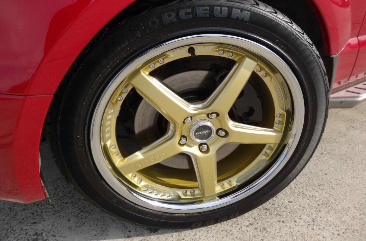 Ford Territory Rims & Mag Wheels