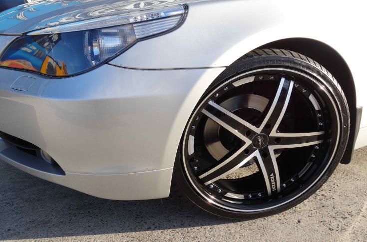 BMW 520i Rims & Mag Wheels