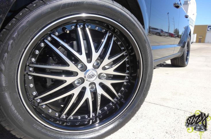 Dodge Journey Rims & Mag Wheels