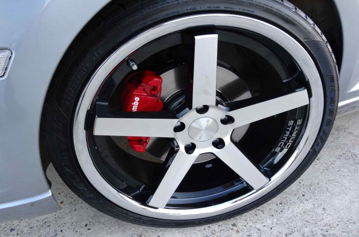 Chrysler Crossfire Rims & Mag Wheels