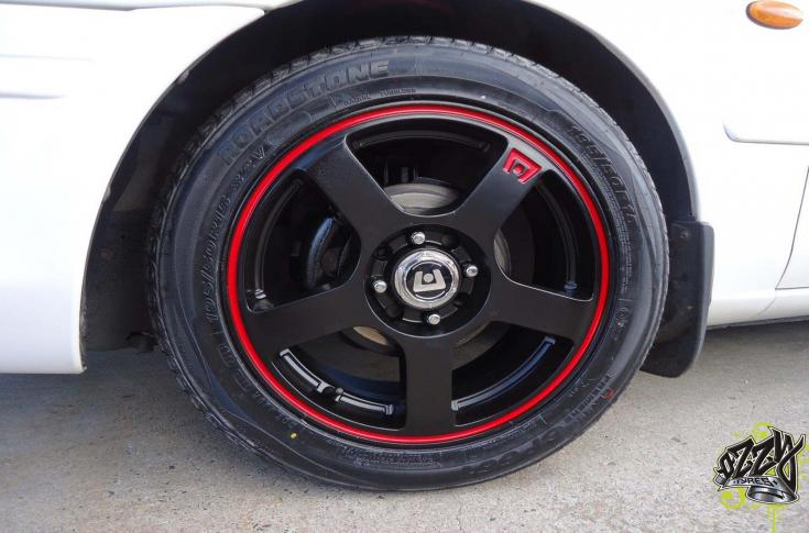 Ford Laser Rims & Mag Wheels