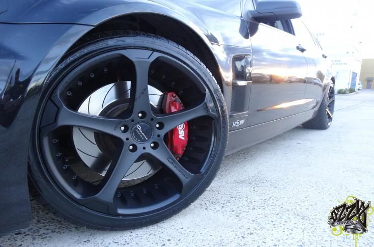 HSV Clubsport Rims & Mag Wheels
