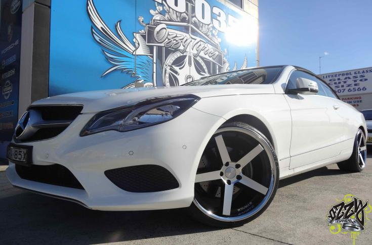 Mercedes E Class Rims & Mag Wheels