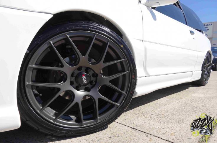 Toyota Starlet Rims & Mag Wheels
