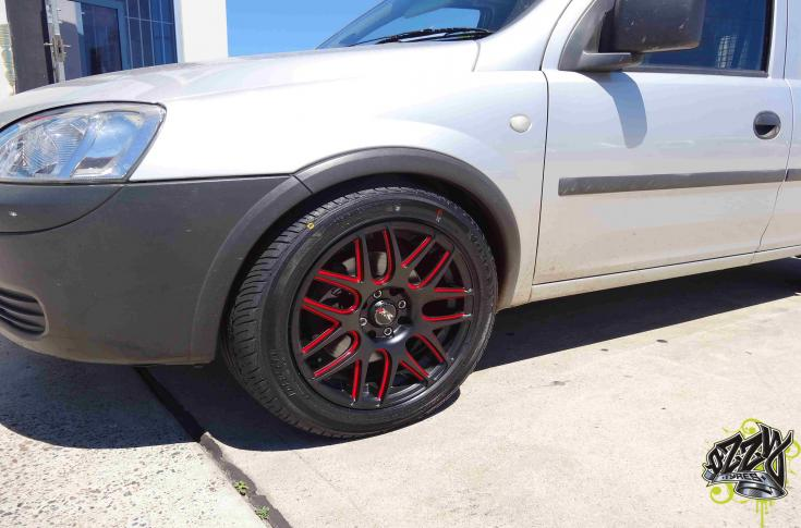 Holden Combo Rims & Mag Wheels