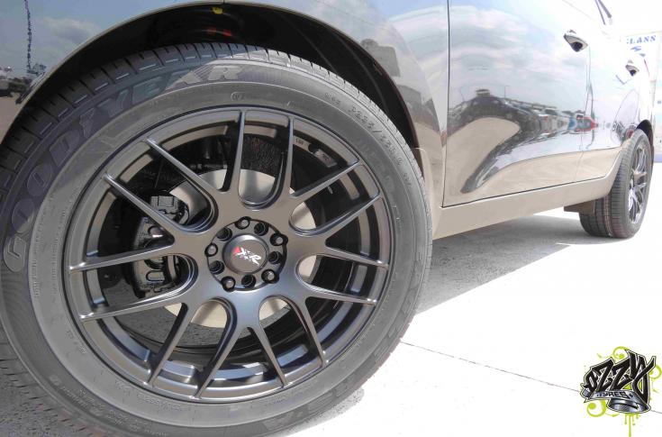Hyundai iX35 Rims & Mag Wheels