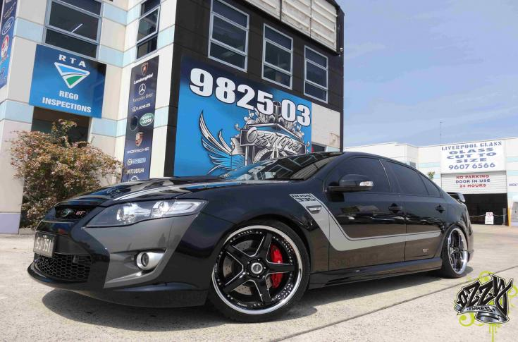 Ford Falcon GT Rims & Mag Wheels