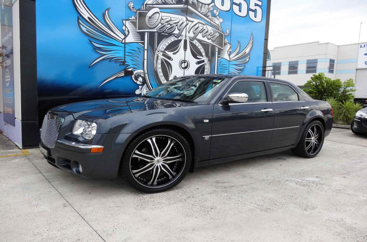 Chrysler 300 Rims & Mag Wheels