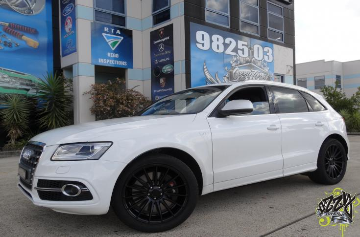 Audi Q3 Rims & Mag Wheels