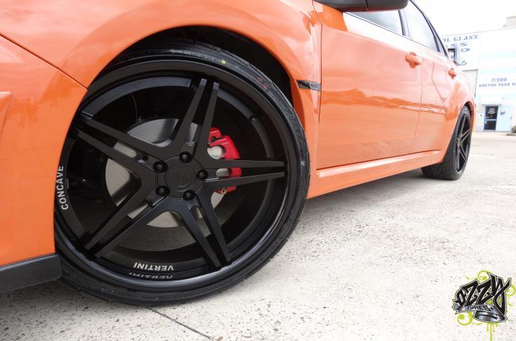 Subaru WRX Rims & Mag Wheels