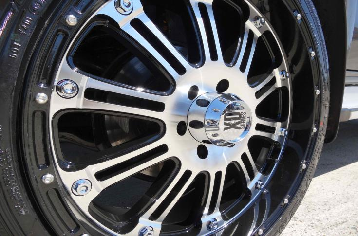 Toyota Hilux Rims & Mag Wheels