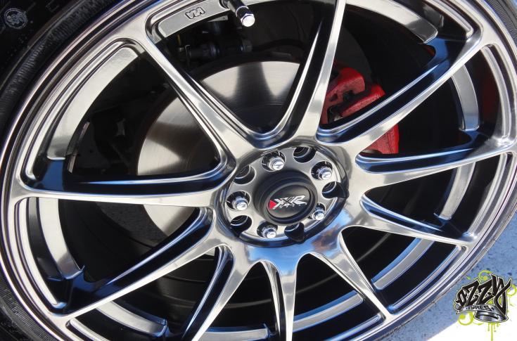 Subaru Impreza Hatch Rims & Mag Wheels