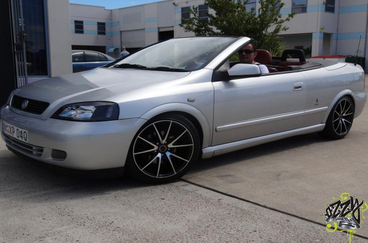 Holden Astra Rims & Mag Wheels