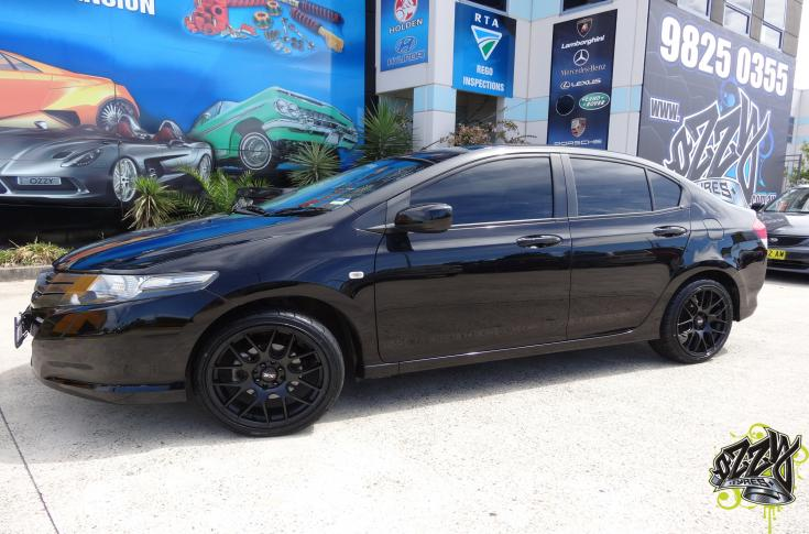 Honda City Rims & Mag Wheels