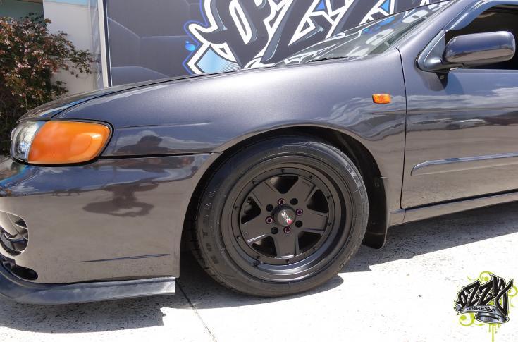 Nissan Pulsar SSS Rims & Mag Wheels
