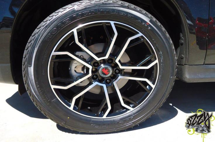 Mitsubishi Outlander Rims & Mag Wheels
