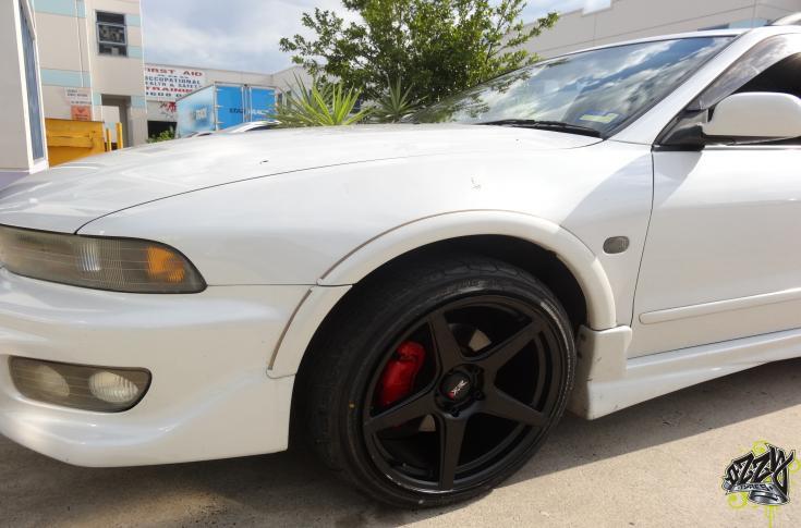 Mitsubishi Legnum Rims & Mag Wheels