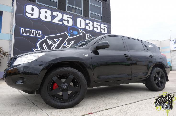 Toyota Rav4 Rims & Mag Wheels