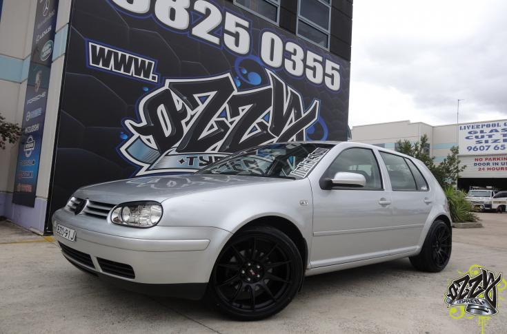 Volkswagen Golf MK3 Rims & Mag Wheels