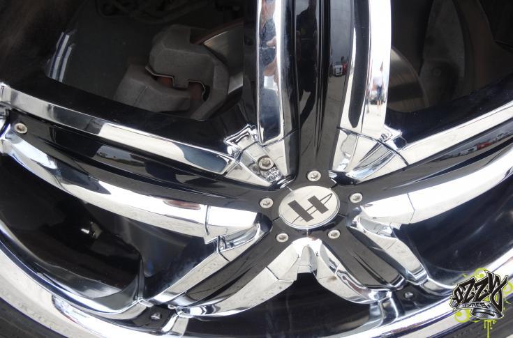 Holden Captiva Rims & Mag Wheels