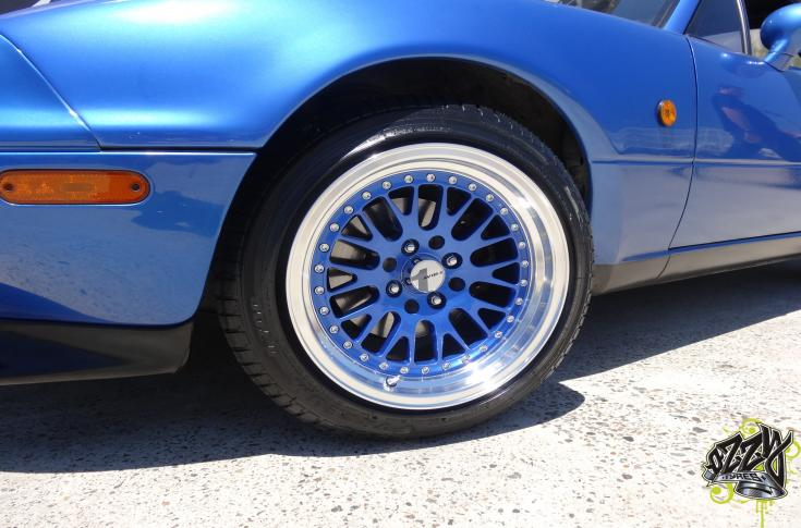 Mazda Miata Rims & Mag Wheels