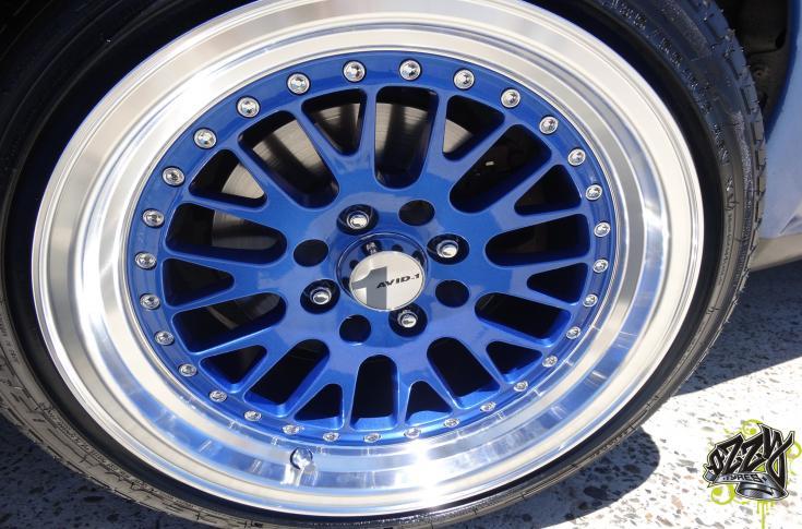 Mazda Miata Rims & Mag Wheels