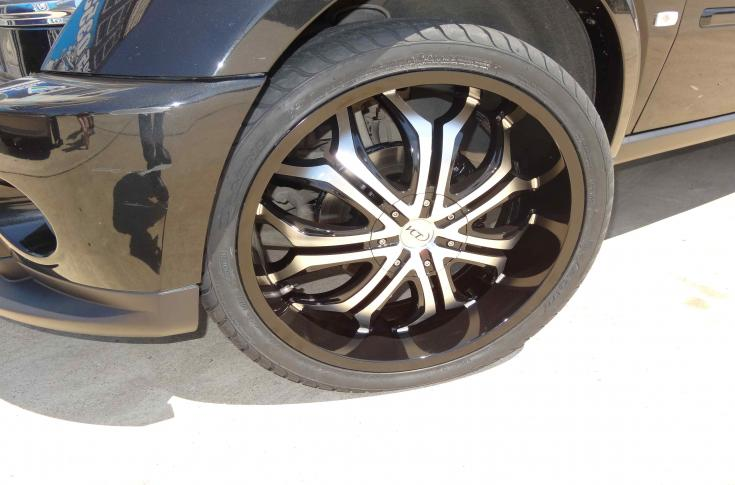 Dodge Nitro Rims & Mag Wheels