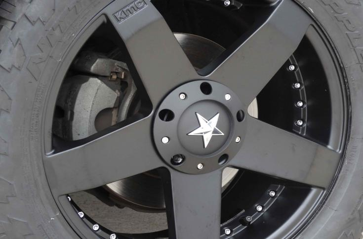 Toyota Land Cruiser Rims & Mag Wheels