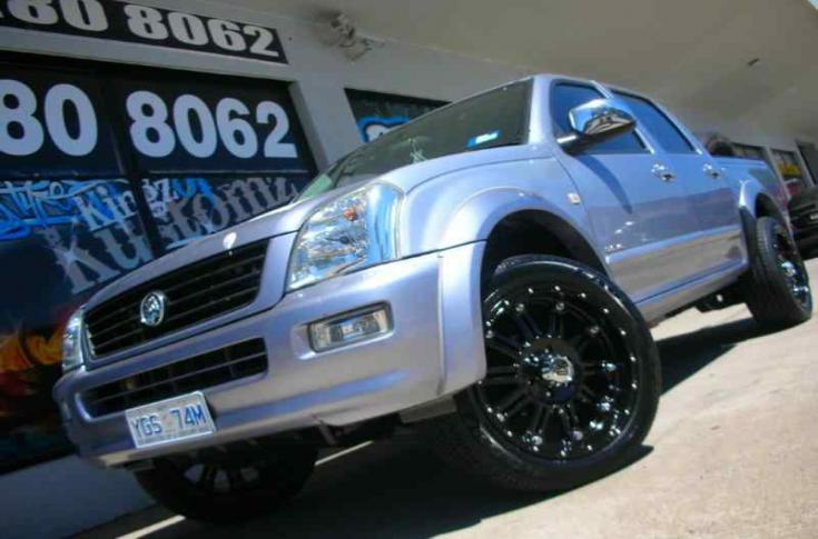Holden Rodeo Rims & Mag Wheels