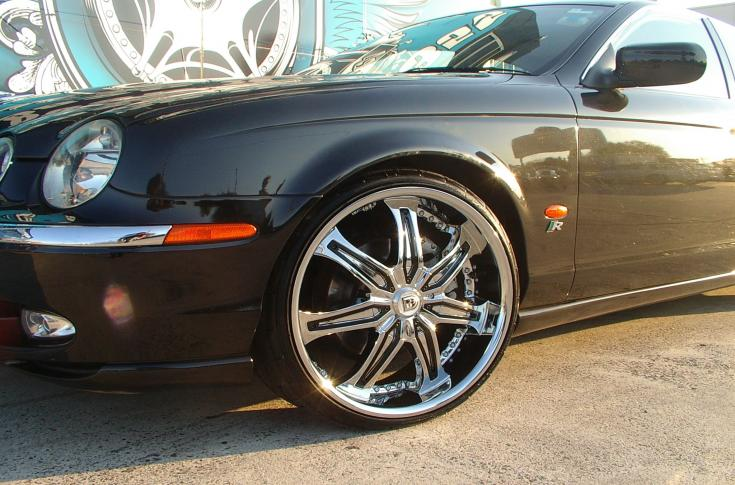 Jaguar S Type Rims & Mag Wheels