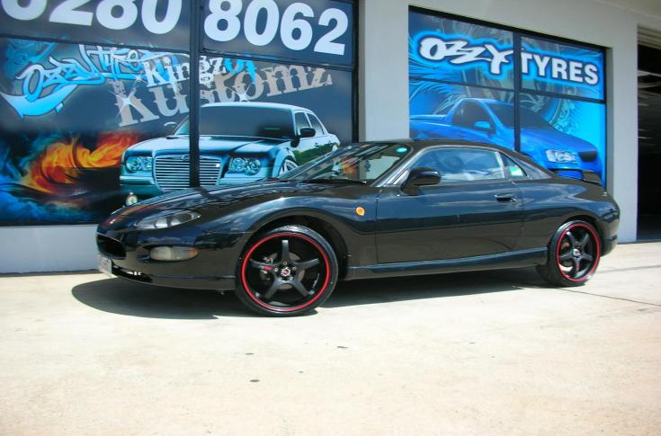 Mitsubishi FTO  Rims & Mag Wheels
