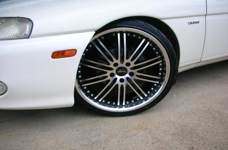 Toyota Soarer Rims & Mag Wheels