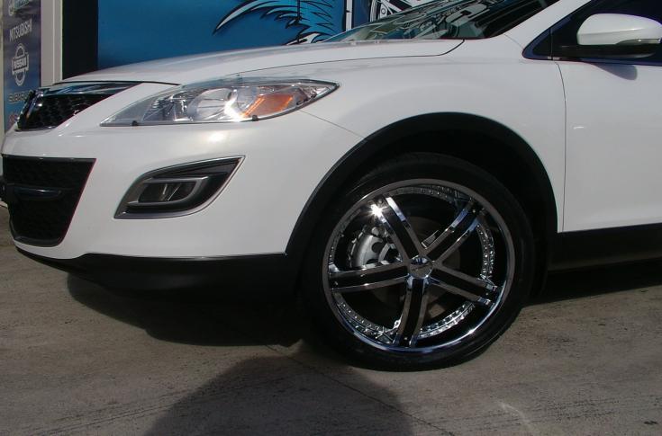 Mazda CX 7 Rims & Mag Wheels
