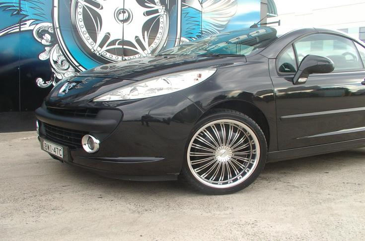Peugeout 308 Rims & Mag Wheels