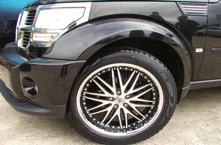 Dodge Nitro Rims & Mag Wheels
