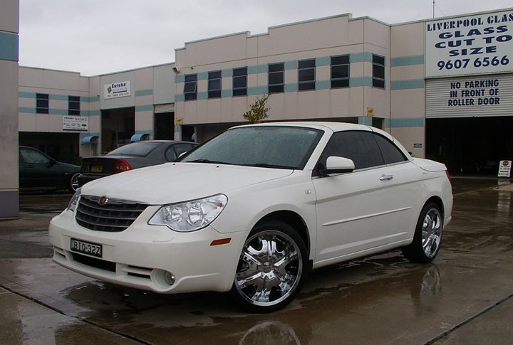 Chrysler Sebring Rims & Mag Wheels