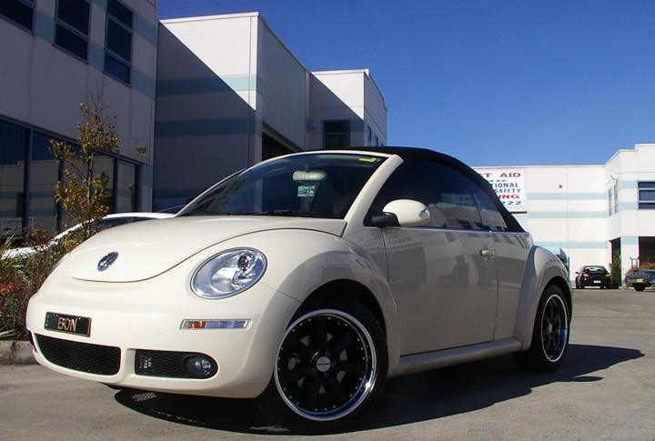 Volkswagen Beetle Rims & Mag Wheels