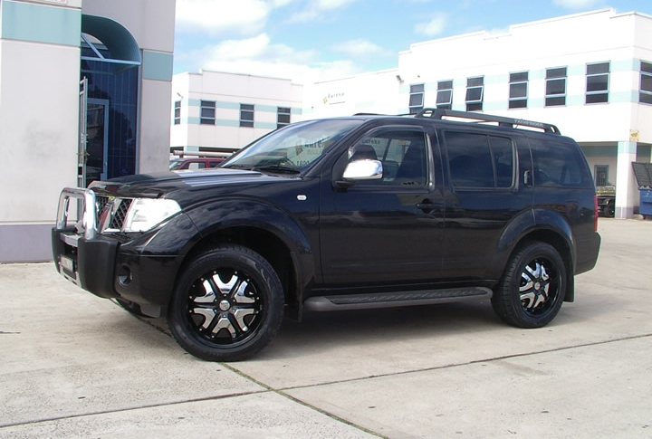 Nissan X Trail Rims & Mag Wheels