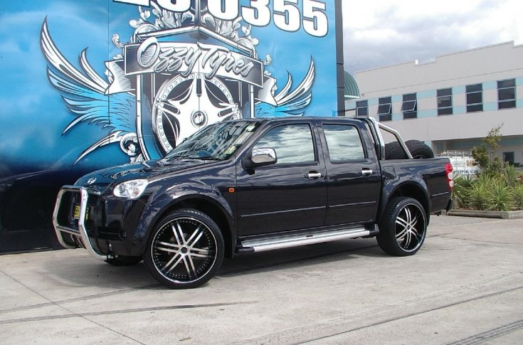 Great Wall V Series Rims & Mag Wheels