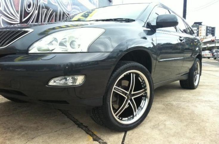 Lexus RX330 Rims & Mag Wheels