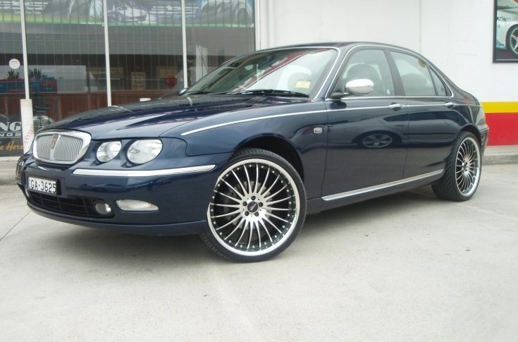 Rover 75 Rims & Mag Wheels