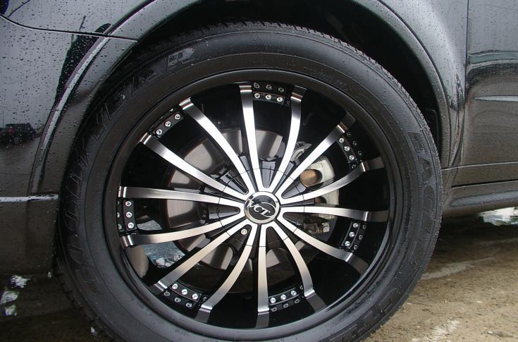 Subaru Tribeca Rims & Mag Wheels