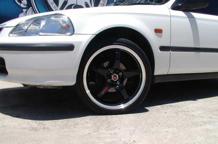 Honda Civic Rims & Mag Wheels