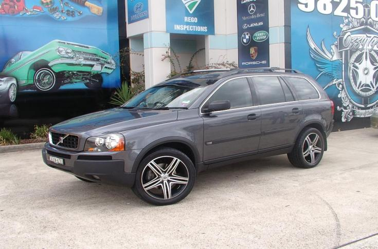 Volvo XC60 Rims & Mag Wheels