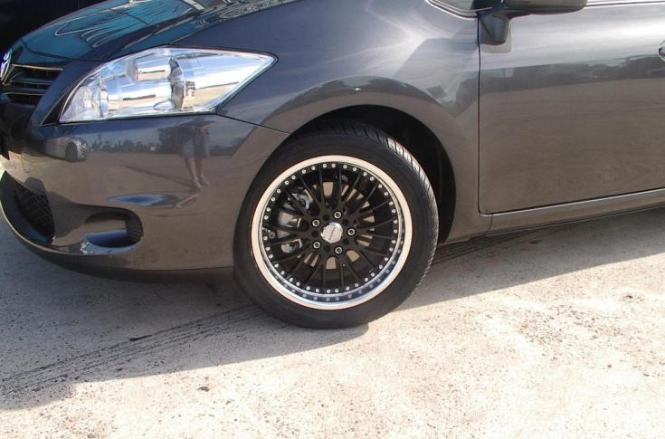 Toyota Corolla Rims & Mag Wheels