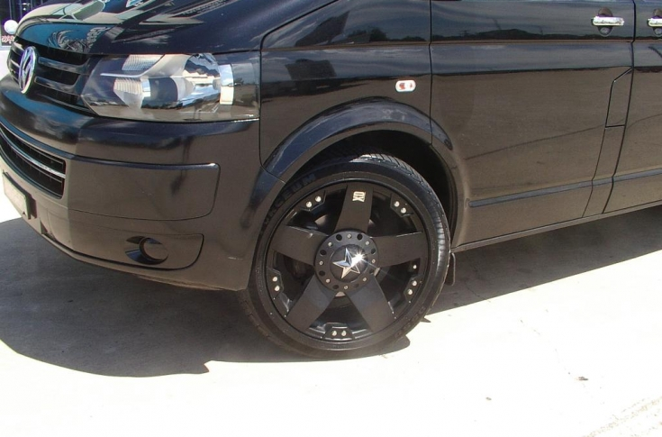 Volkswagen Transporter Rims & Mag Wheels
