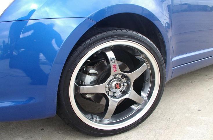 Suzuki Swift Rims & Mag Wheels
