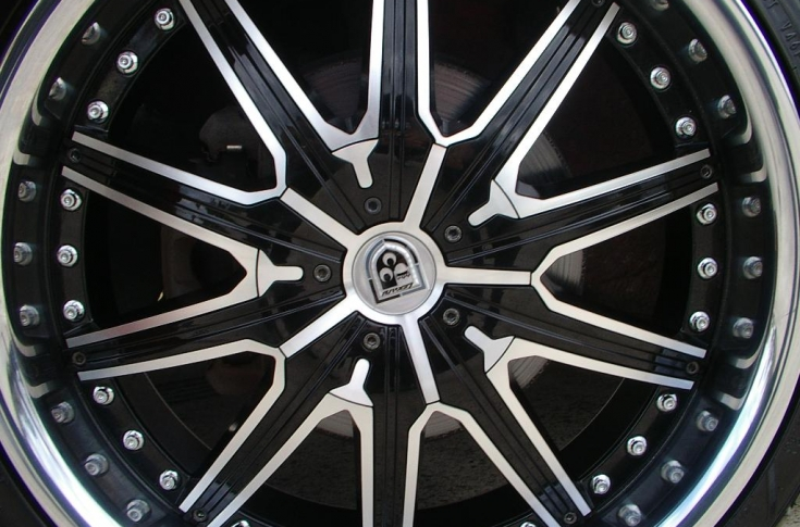 Honda CRX Rims & Mag Wheels