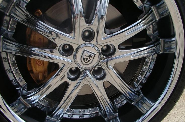 Nissan Skyline R34 Rims & Mag Wheels